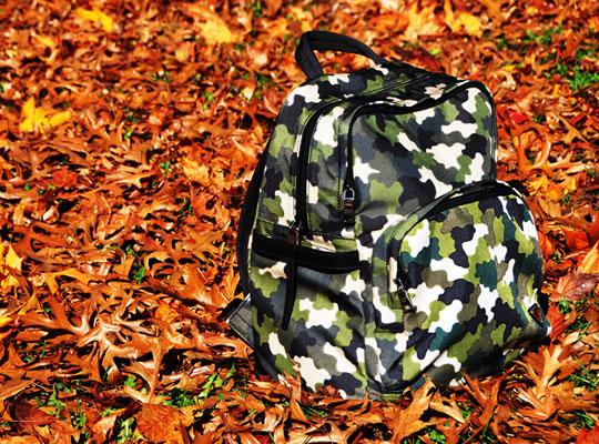 Zaino Prada Camouflage Prezzo