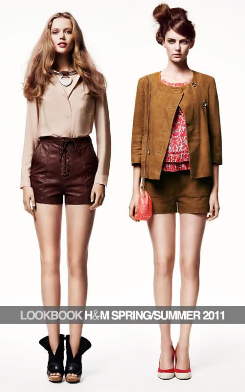 Nuova collezione donna h m primavera estate 2011 mondo for H m nuova collezione