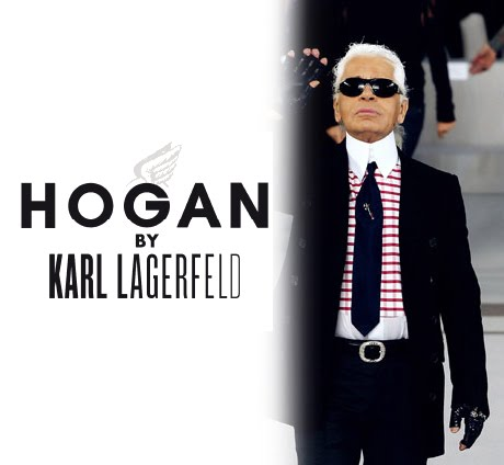 Scarpe Hogan By Karl Lagerfeld