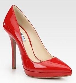 Scarpe Prada donna con il tacco collezione 2012  c4c73175116